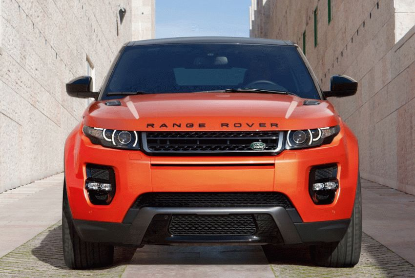 krossovery land rover  | rover evoque ozhidayut zheneve 3 | Range Rover Evoque (Рендж Ровер Эвок) кроссовер | Range Rover Evoque