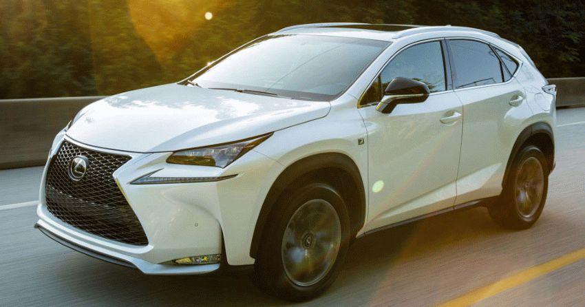 krossovery lexus  | samuray ot lexus 4 | Lexus NX (Лексус НХ ) 2017 2018 | Lexus NX