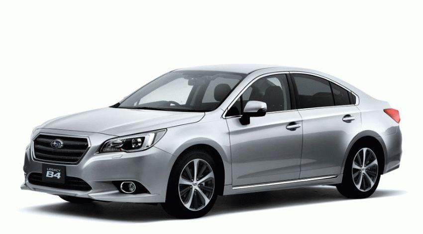sedan subaru  | subaru legacy 6 go pokoleniya 1 | Subaru Legacy (Субару Легаси) 6 го поколения | Subaru Legacy