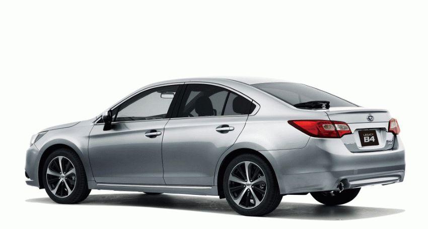 sedan subaru  | subaru legacy 6 go pokoleniya 3 | Subaru Legacy (Субару Легаси) 6 го поколения | Subaru Legacy