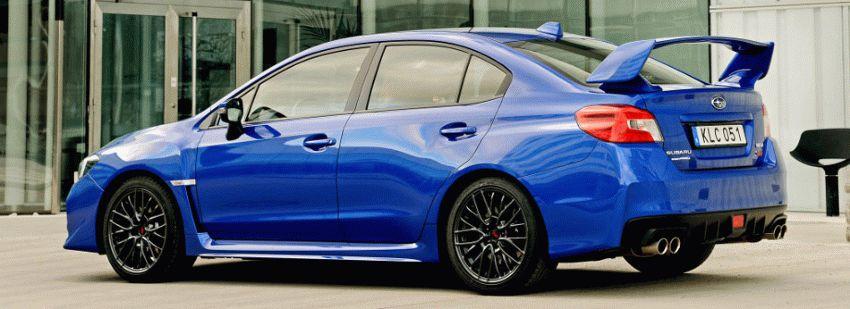 sedan subaru  | subaru wrx sti 2 | Subaru WRX STI (Субару ВРХ СТИ) | Subaru WRX