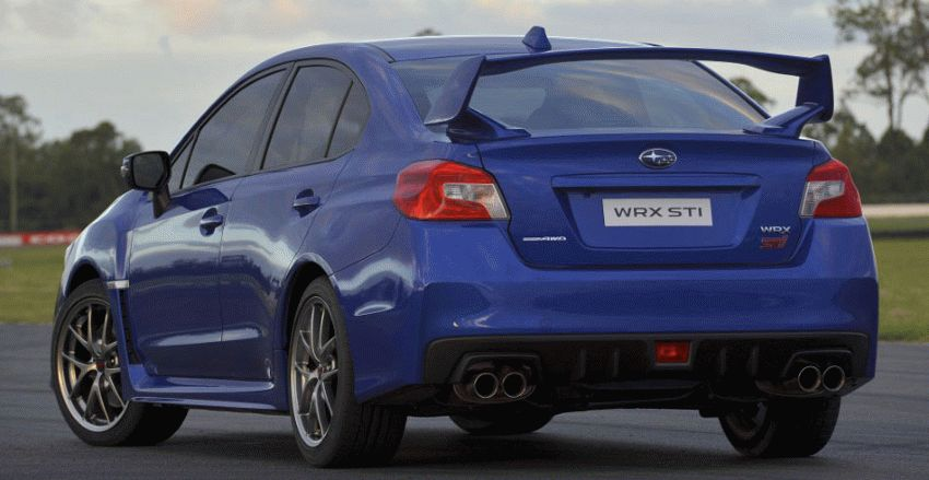 sedan subaru  | subaru wrx sti 8 | Subaru WRX STI (Субару ВРХ СТИ) | Subaru WRX