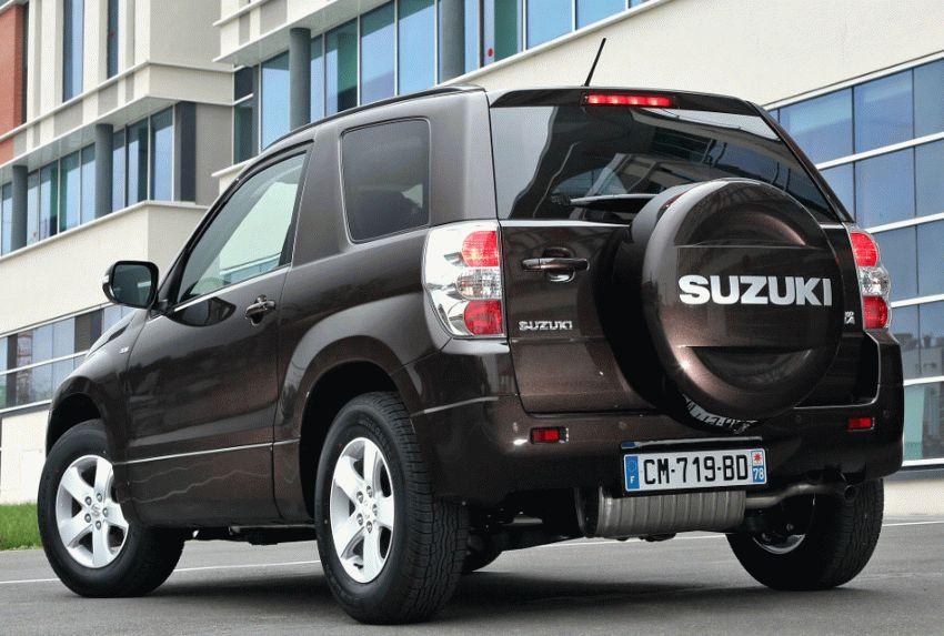 vnedorozhnik katalog  | suzuki grand vitara iii vnedorozhnik 3dveri 2 | Suzuki Grand Vitara III Внедорожник 3 х дверый | Suzuki Vitara