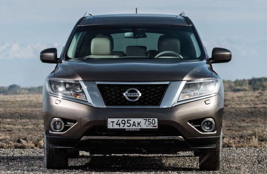 vnedorozhniki nissan  | test drayv nissan pathfinder 1 | Nissan Pathfinder (Ниссан Патфайндер) | Тест драйв Nissan Nissan Pathfinder