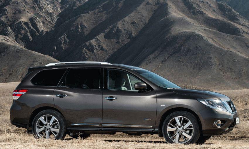 vnedorozhniki nissan  | test drayv nissan pathfinder 2 | Nissan Pathfinder (Ниссан Патфайндер) | Тест драйв Nissan Nissan Pathfinder