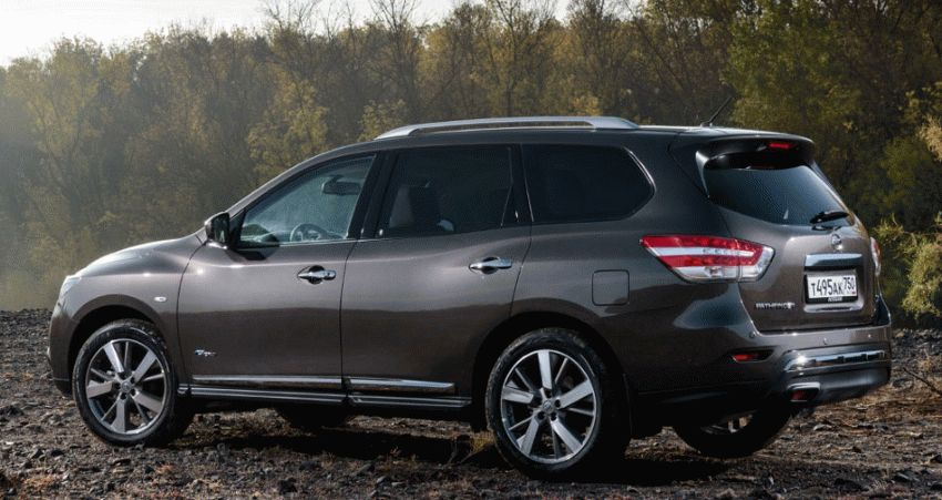 vnedorozhniki nissan  | test drayv nissan pathfinder 5 | Nissan Pathfinder (Ниссан Патфайндер) | Тест драйв Nissan Nissan Pathfinder