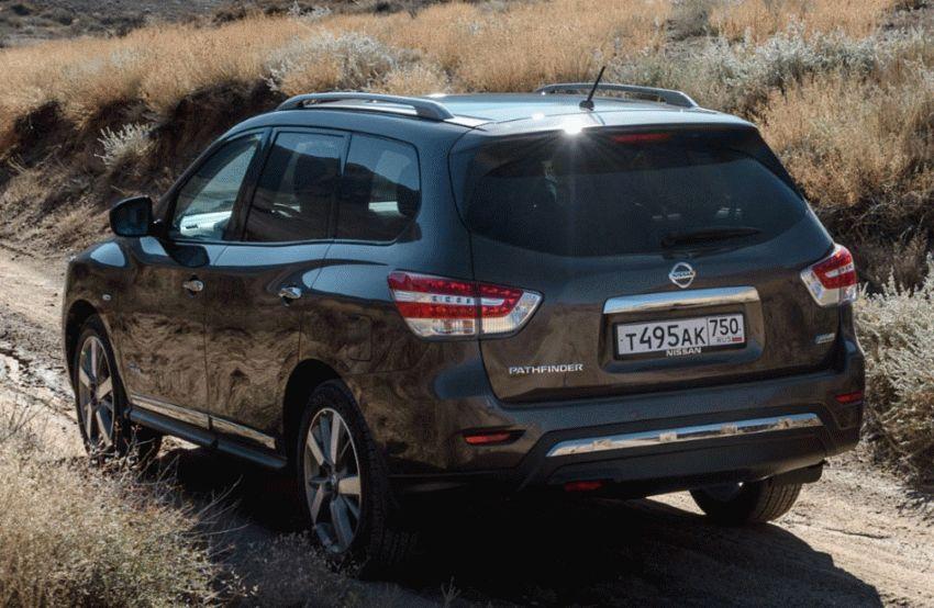 vnedorozhniki nissan  | test drayv nissan pathfinder 6 | Nissan Pathfinder (Ниссан Патфайндер) | Тест драйв Nissan Nissan Pathfinder