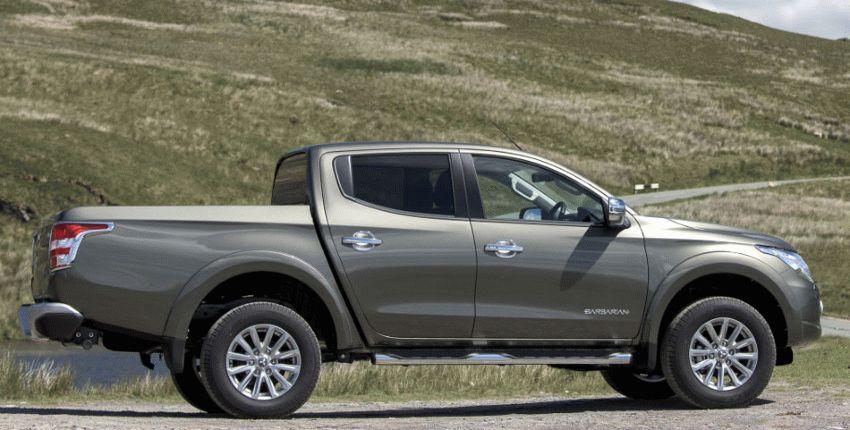 pikapy mitsubishi  | test drayv novogo mitsubishi l200 5 | Mitsubishi L200  (Мицубиси Л200) 2017 2018 | Mitsubishi L200