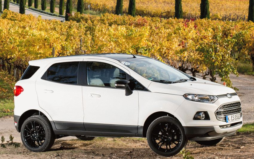 krossovery ford  | testiruem ford ecosport 3 | Ford EcoSport (Форд Экоспорт) | Ford EcoSport