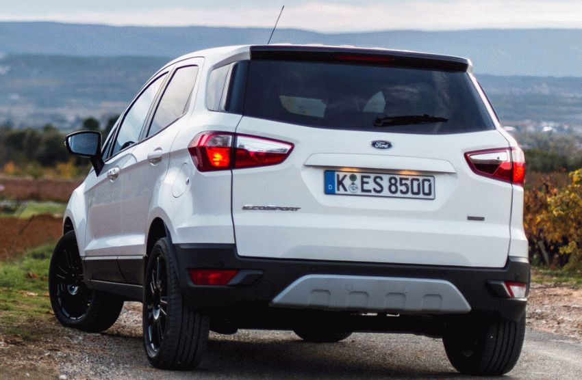 krossovery ford  | testiruem ford ecosport 4 | Ford EcoSport (Форд Экоспорт) | Ford EcoSport