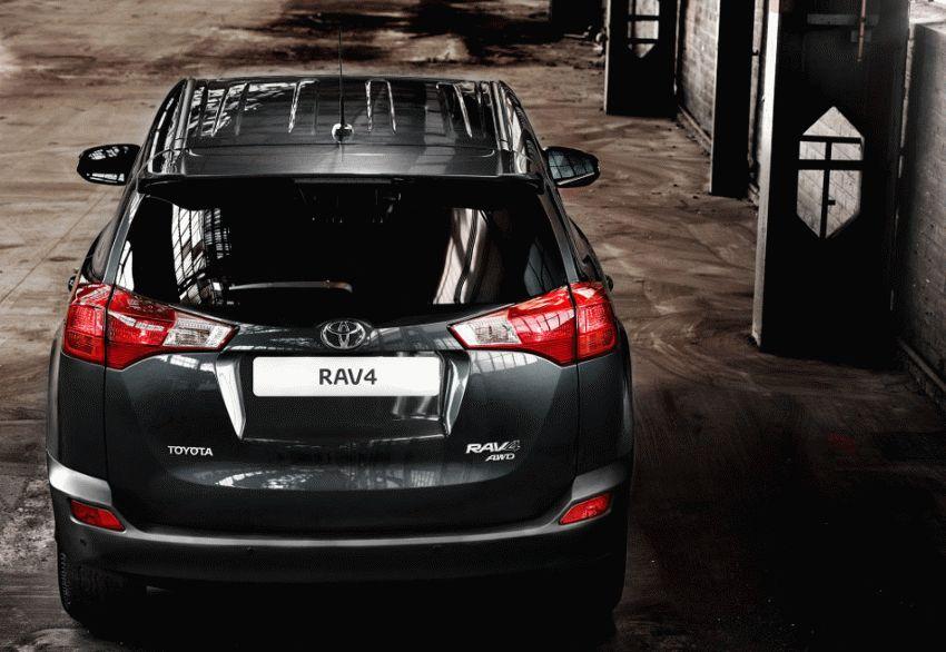 vnedorozhnik katalog  | toyota rav 4 iv ca40 vnedorozhnik 3 | Toyota RAV 4 IV (CA40) Внедорожник | Toyota RAV 4
