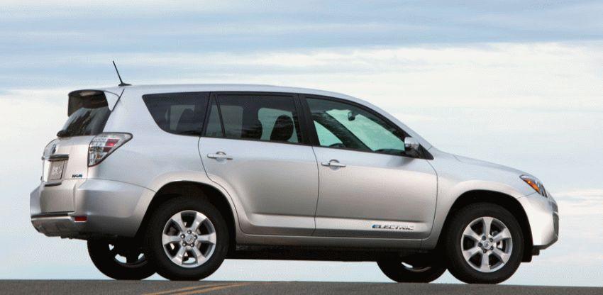 vnedorozhnik katalog  | toyota rav4 ev vnedorozhnik 1 | Toyota RAV 4 EV Внедорожник | Toyota RAV 4