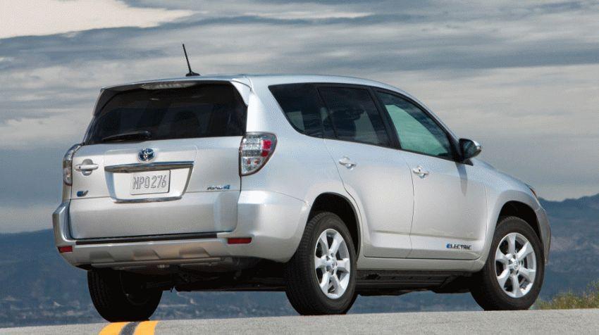 vnedorozhnik katalog  | toyota rav4 ev vnedorozhnik 2 | Toyota RAV 4 EV Внедорожник | Toyota RAV 4