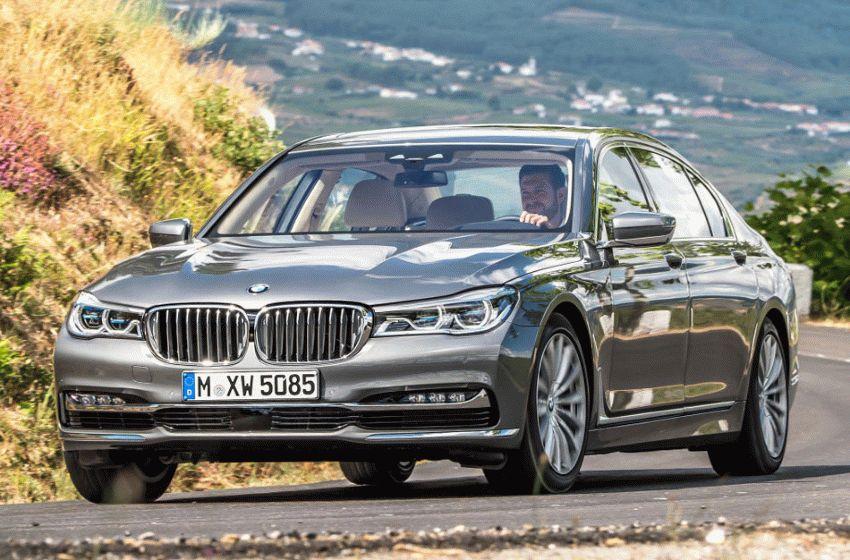 sedan bmw  | tri fakta o novoy bmw 7 series 8 | BMW 7 Series (БМВ 7 серии) 2017 2018 | Тест драйв BMW BMW 7