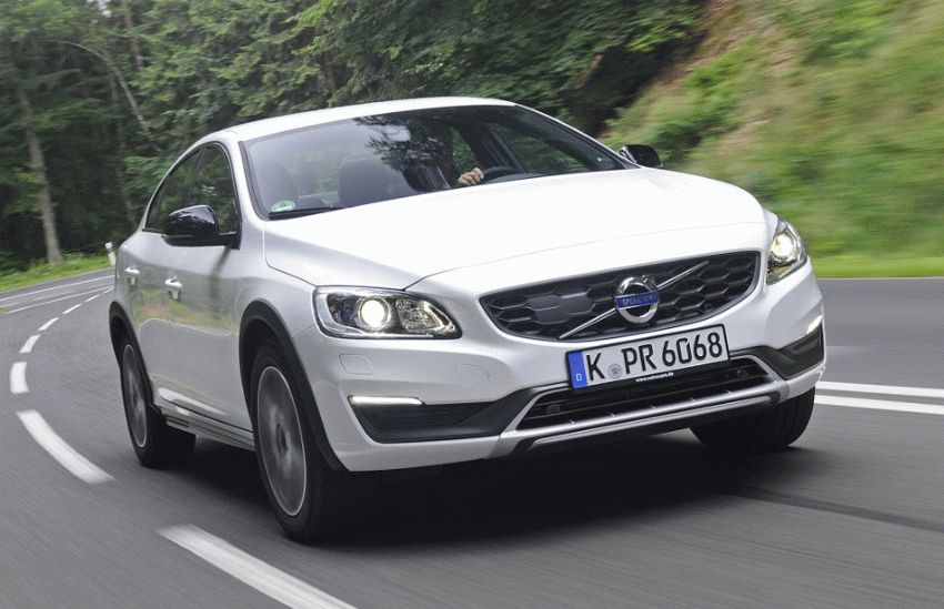 sedan volvo  | universal ot volvo 5 | Volvo S60 Cross Country (Вольво S60 Кросс Кантри) | Volvo S60
