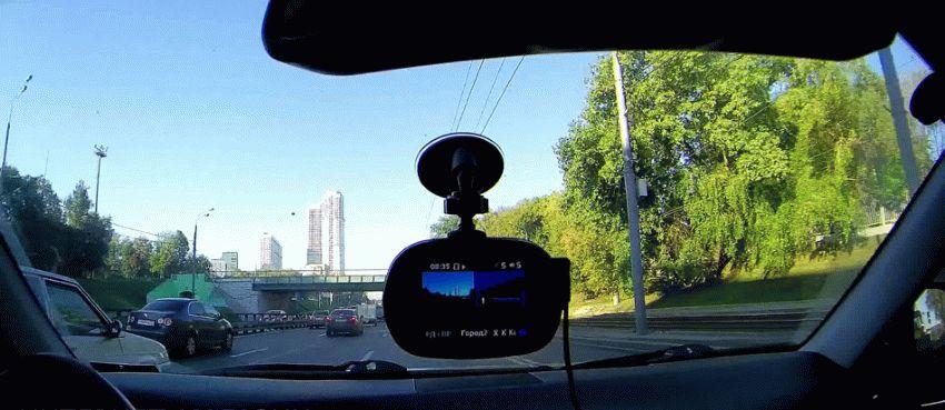 gadzhety  | videoregistrator proloqy ione 1000 4 | Видеорегистратор Proloqy iOne 1000 | Видеорегистраторы