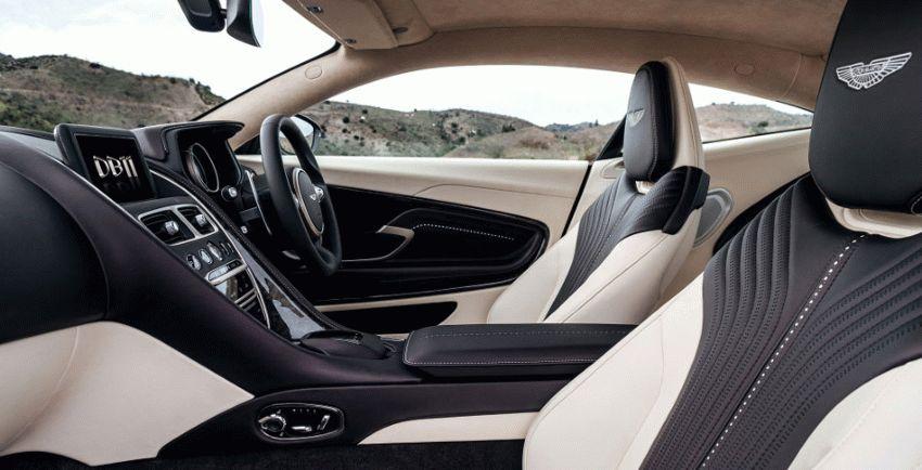 sport kary kupe aston martin  | aston martin db11 novyy sportkar 5 | Aston Martin DB11 (Астон Мартин ДБ11) 2017 2018 | Aston Martin DB11