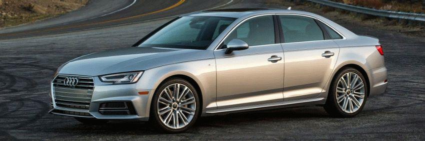 sedan audi  | audi a4 versii sedana 1 | Audi A4 (Ауди А4) 2017 2018 седан | Audi A4