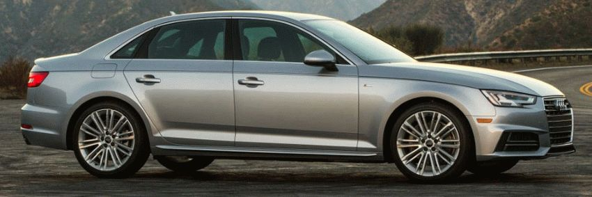 sedan audi  | audi a4 versii sedana 2 | Audi A4 (Ауди А4) 2017 2018 седан | Audi A4