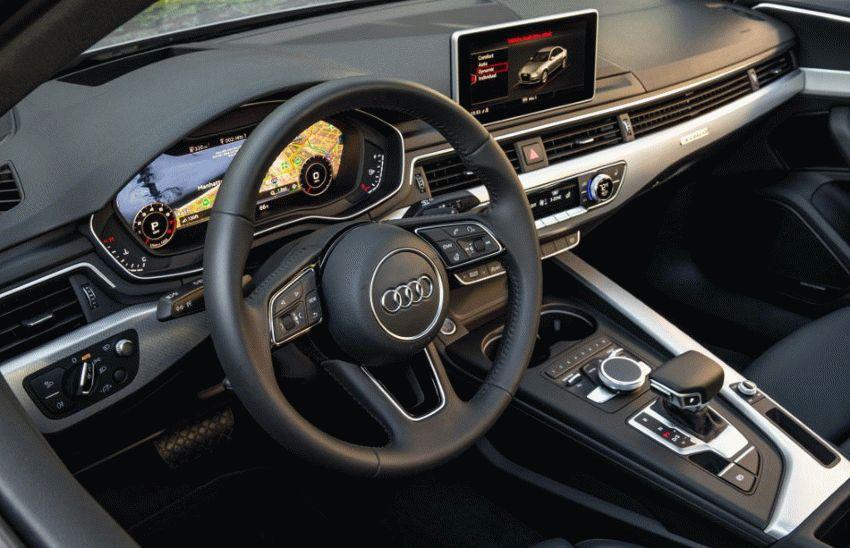 sedan audi  | audi a4 versii sedana 4 | Audi A4 (Ауди А4) 2017 2018 седан | Audi A4