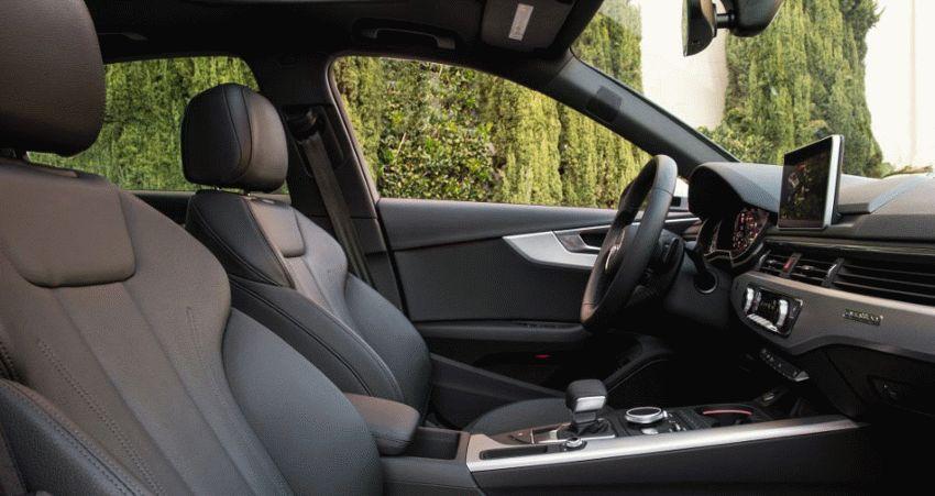 sedan audi  | audi a4 versii sedana 5 | Audi A4 (Ауди А4) 2017 2018 седан | Audi A4