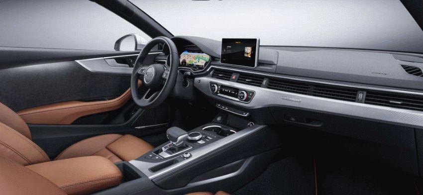 kupe audi  | audi a5 coupe 2016 3 | Audi A5 (Ауди А5) купе 2017 2018 | Audi A5