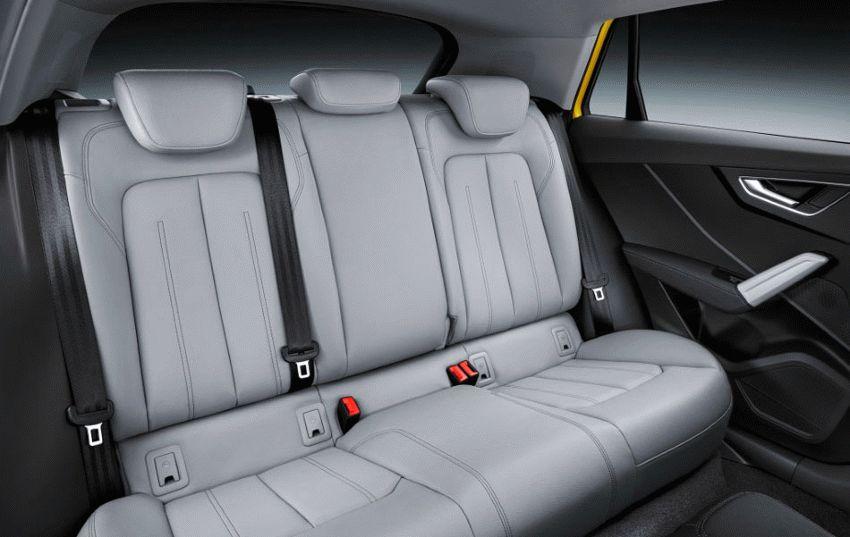 krossover katalog  | audi q2 tdi quattro vnedorozhnik 3 | Audi Q2 TDI quattro Кроссовер | Audi Q2