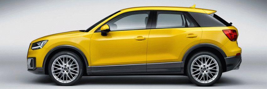krossover katalog  | audi q2 tdi quattro vnedorozhnik 4 | Audi Q2 TDI quattro Кроссовер | Audi Q2