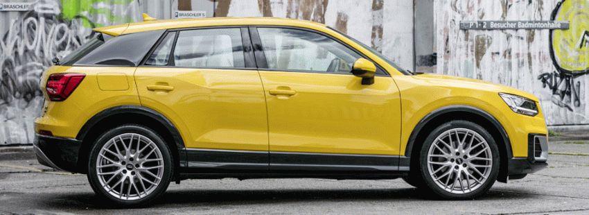 krossovery audi  | audi q2 3 | Audi Q2 (Ауди Ку 2) 2017 2018 | Audi Q2