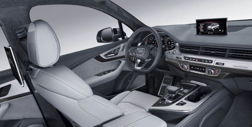 krossover katalog  | audi sq7 tdi vnedorozhnik 2 | Audi SQ7 TDI Кроссовер | Audi SQ7