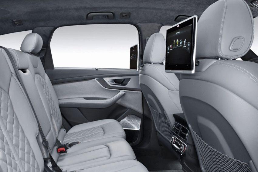 krossover katalog  | audi sq7 tdi vnedorozhnik 3 | Audi SQ7 TDI Кроссовер | Audi SQ7