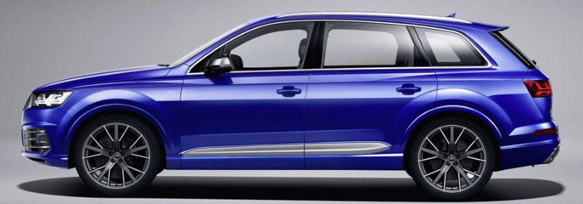 krossover katalog  | audi sq7 tdi vnedorozhnik 4 | Audi SQ7 TDI Кроссовер | Audi SQ7