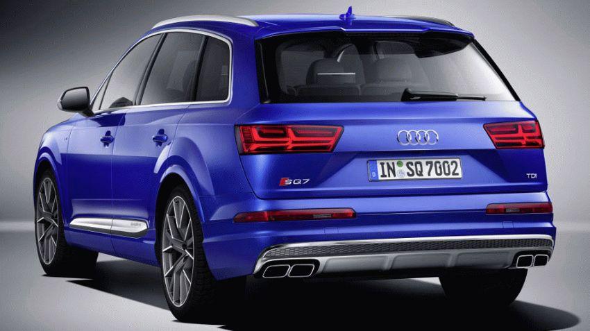 krossover katalog  | audi sq7 tdi vnedorozhnik 5 | Audi SQ7 TDI Кроссовер | Audi SQ7