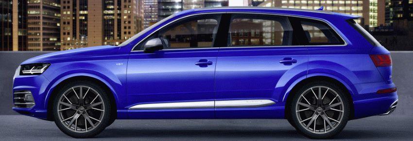 krossovery audi  | audi sq7 2 | Audi SQ7 (Ауди SQ7) тест драйв | Audi SQ7