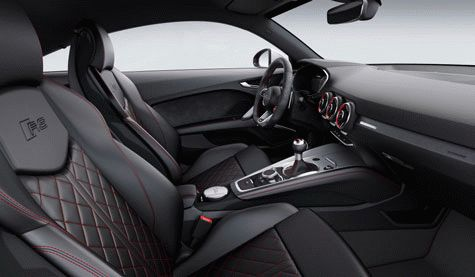 kupe audi  | audi tt rs 2016 5 | Audi TT RS (Ауди ТТ РС) 2017 2018 | Тест драйвAudi Audi TT RS