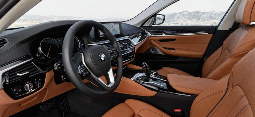 sedan bmw  | bmw 5 series 4 | BMW 5 Series (БМВ 5 серии) 2017 2018 | BMW 5