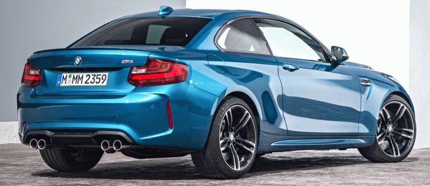 kupe bmw  | bmw m2 3 | BMW M2 (БМВ М2) 2017 2018 тест драйв | BMW M2