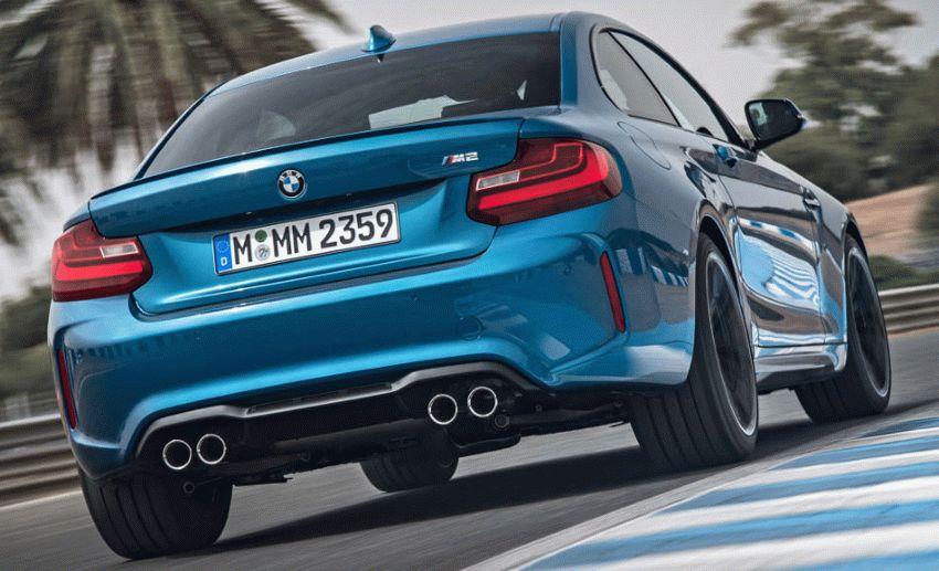 kupe bmw  | bmw m2 9 | BMW M2 (БМВ М2) 2017 2018 тест драйв | BMW M2