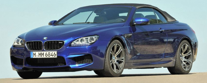 kabriolety bmw  | bmw m6 cabrio 1 | BMW M6 (БМВ М6) кабриолет | BMW M6