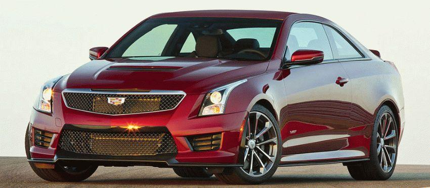 kupe katalog  | cadillac ats v kupe 1 | Cadillac ATS V Купе | Cadillac ATS