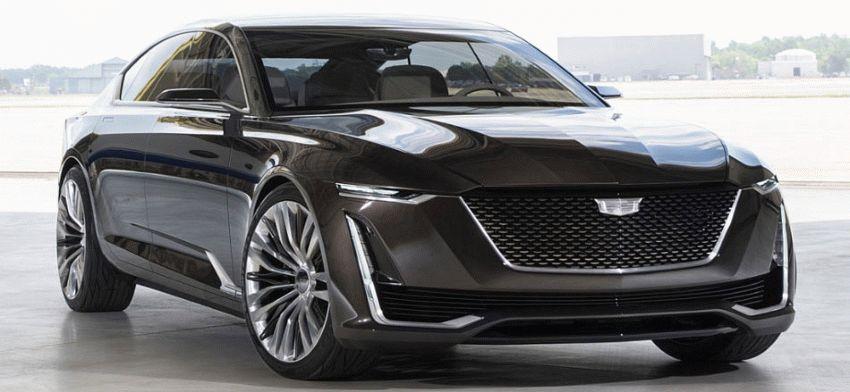 koncept avto  | cadillac escala concept 1 | Cadillac Escala Concept (Кадиллак Эскала) | Cadillac Escala
