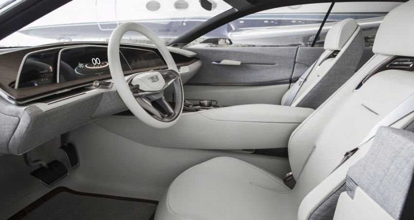 koncept avto  | cadillac escala concept 2 | Cadillac Escala Concept (Кадиллак Эскала) | Cadillac Escala