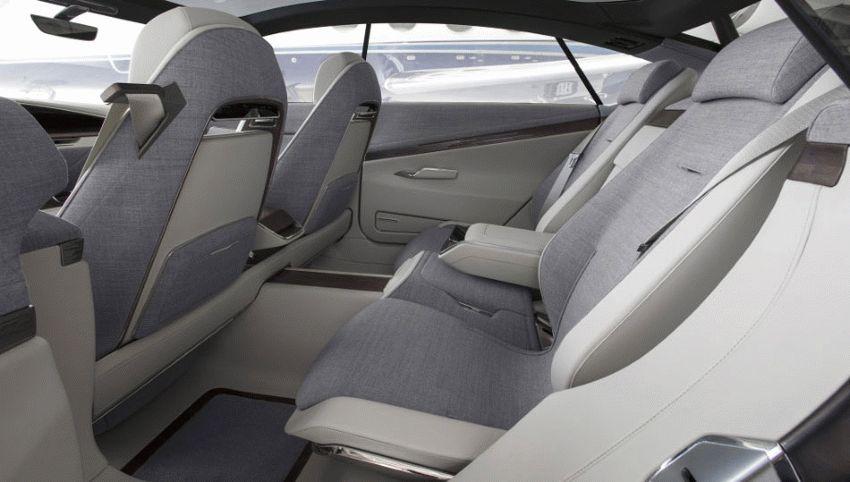 koncept avto  | cadillac escala concept 3 | Cadillac Escala Concept (Кадиллак Эскала) | Cadillac Escala