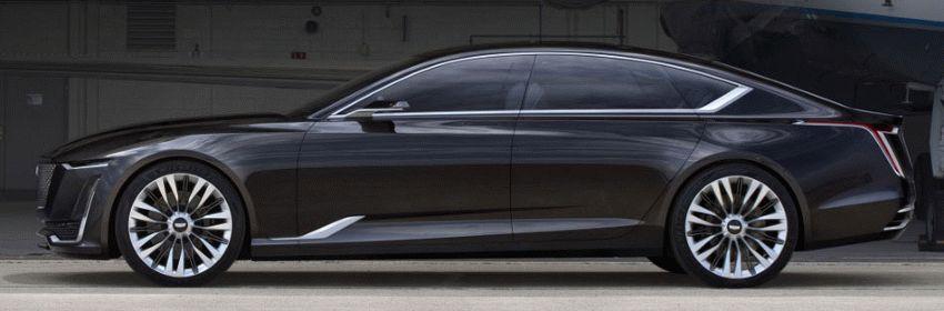 koncept avto  | cadillac escala concept 5 | Cadillac Escala Concept (Кадиллак Эскала) | Cadillac Escala