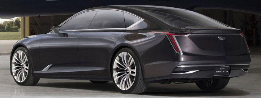 koncept avto  | cadillac escala concept 6 | Cadillac Escala Concept (Кадиллак Эскала) | Cadillac Escala