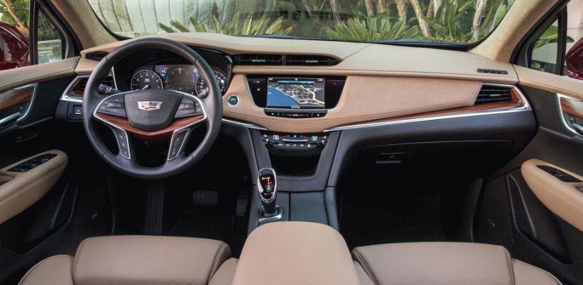 vnedorozhnik katalog  | cadillac xt5 vnedorozhnik 2 | Cadillac XT5 Внедорожник | Cadillac XT5