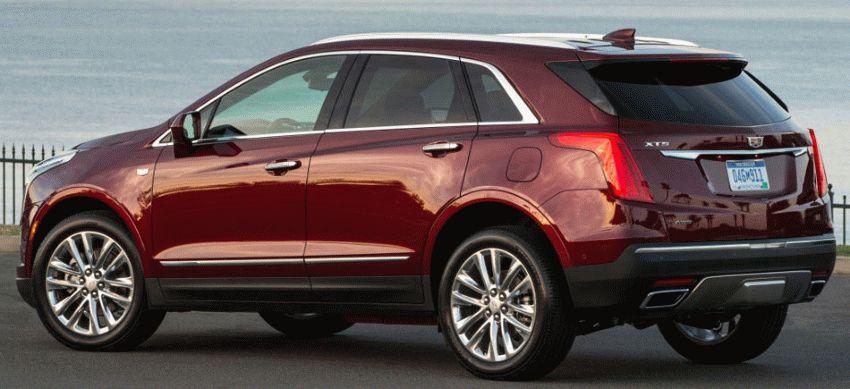 vnedorozhnik katalog  | cadillac xt5 vnedorozhnik 4 | Cadillac XT5 Внедорожник | Cadillac XT5