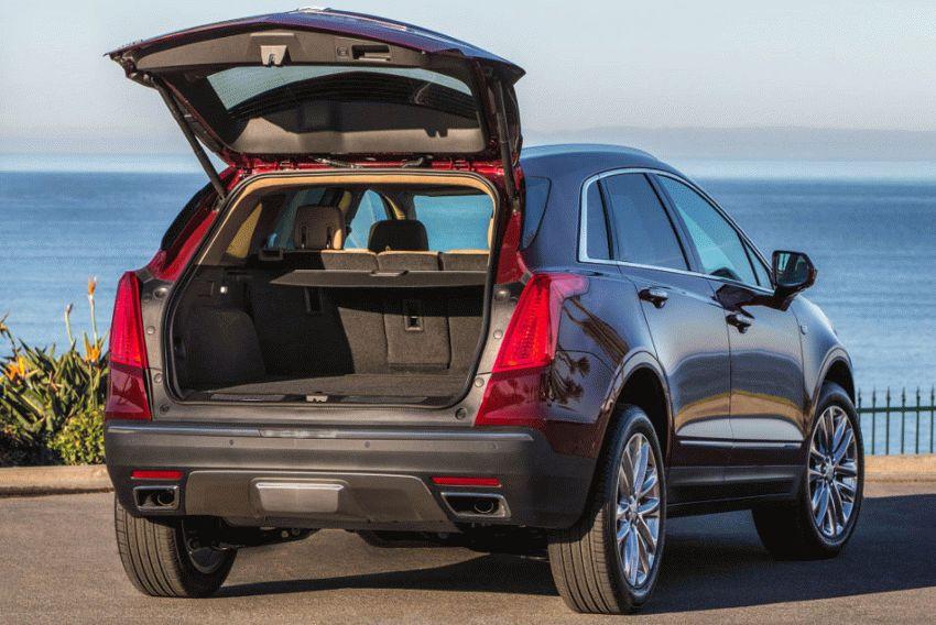 vnedorozhnik katalog  | cadillac xt5 vnedorozhnik 5 | Cadillac XT5 Внедорожник | Cadillac XT5
