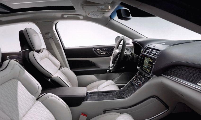 sedan lincoln  | desyatoe pokolenie lincoln continentalenie 2 | Lincoln Continental (Линкольн Континенталь) 2016 2017 | Lincoln Continental