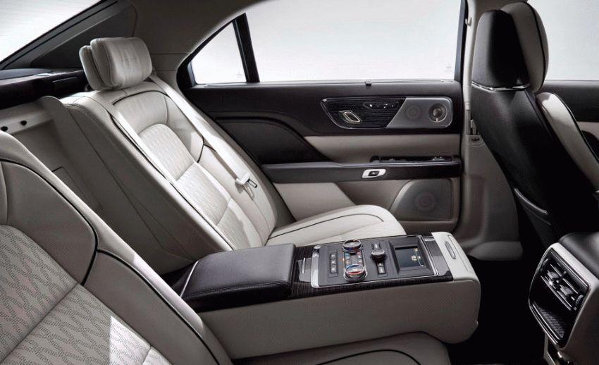 sedan lincoln  | desyatoe pokolenie lincoln continentalenie 3 | Lincoln Continental (Линкольн Континенталь) 2016 2017 | Lincoln Continental